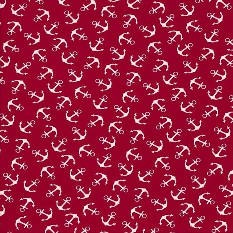 AHOJ!-červená