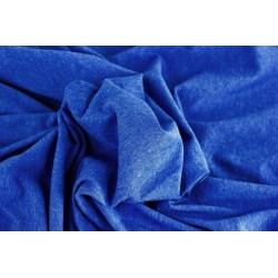 DENIM LOOK - ROYAL BLUE-cotton knit