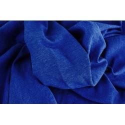DENIM-LOOK - ROYAL BLUE - teplákovina elastisch