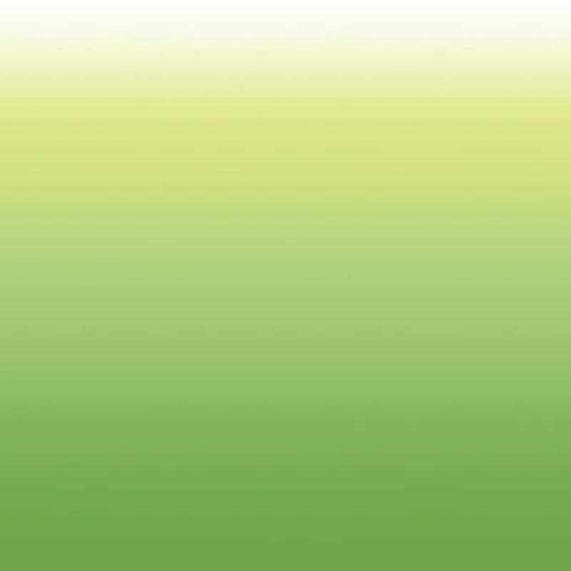 COTTON OMBRE - green