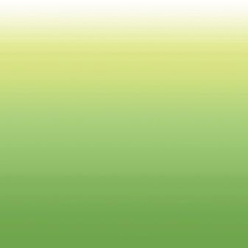 COTTON OMBRE - zelená