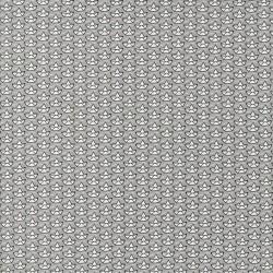 PUMPS - GRAU-Baumwolle-Stoff