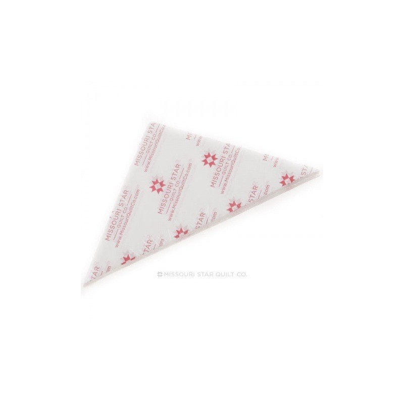 """PRAVÍTKA NA PATCHWORK MISSOURI STAR QUILT COMPANY Mini Wacky Web Paper Refills (4.75"""") 155 Balení obsahuje cca 250 ks papíru -"""