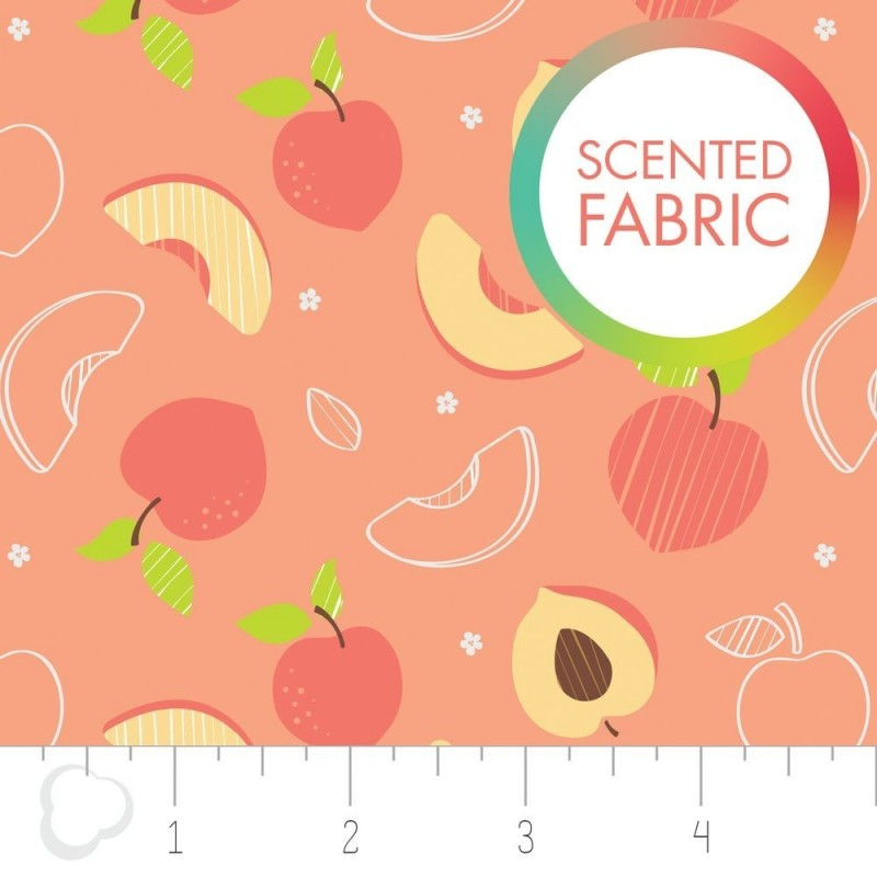 PEACH - a substance with the smell of