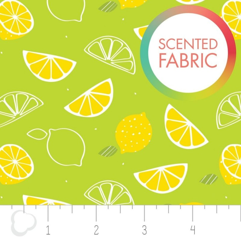 LEMON - a substance with the smell of