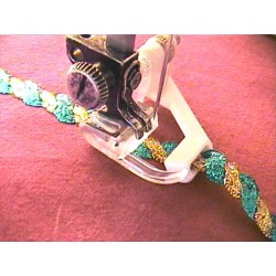 Sequins N Ribbon Presser Foot  - 2