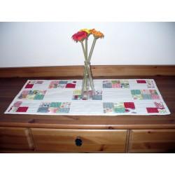 Moderní dečka (běhoun) na stůl  - 4