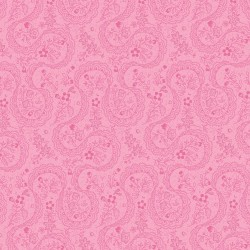The substance is Symphony Rose - pink paisley