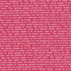 Látka L´s Modern Spring-text (pink/bílá)