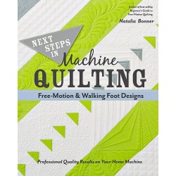 Next Steps in Machine Quilting-Free-Motion & Walki STASH - 1