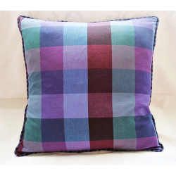 CUSHION PURPLE HAZE I - CUBE BIG
