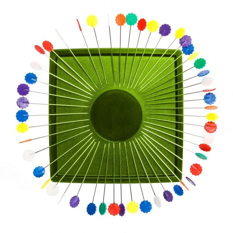 ZIRKEL - MAGNETICKÝ JEHELNÍČEK - LIME GREEN ZIRKEL MAGNETIC  - 1