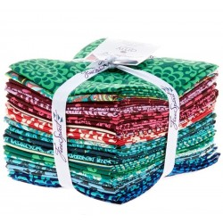 TRUE COLORS AMY BUTLER Fat Quarter Bundle ,20 ks Free Spirit - 1