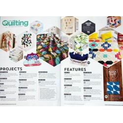 LOVE PATCHWORK & QUILTING- 33