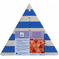 Könnyű Equilaterals 60 fokos Vonalzó