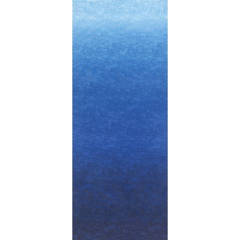 OMBRE LÁTKA - BLUE