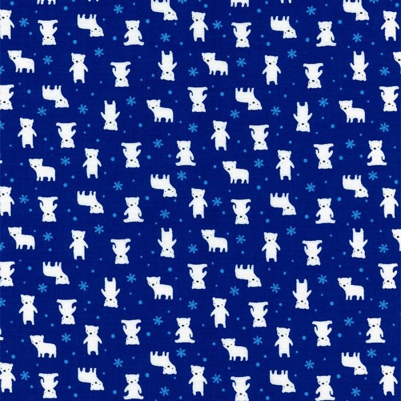 Substance MINI MUU SPRING 2016 - DARK BLUE POLAR BEARS