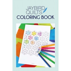 JAYBIRD QUILTS COLORING BOOK