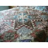 QUILTERS DREAM-BAU-100% WOLLE - 93x72 Zoll