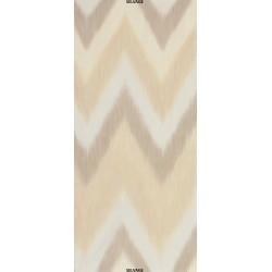 OMBRE FABRIC -CREAM IKAT