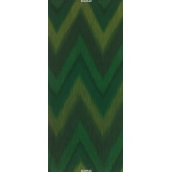 OMBRE FABRIC -GREEM IKAT