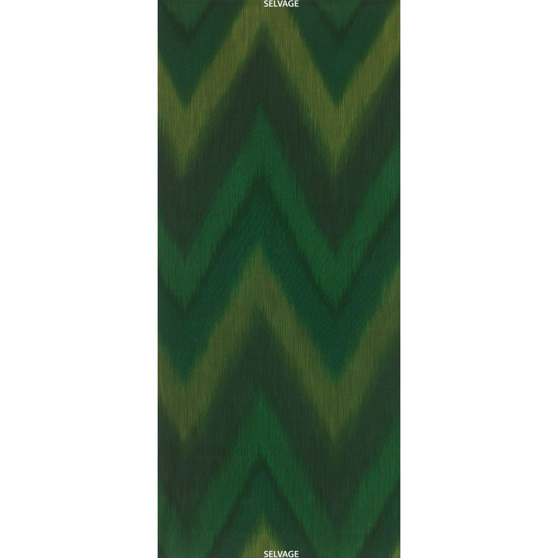 OMBRE LÁTKA -GREEM IKAT Timeless Treasures - 1