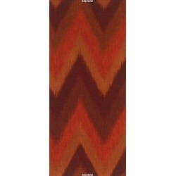 OMBRE LÁTKA - HARVEST IKAT Timeless Treasures - 1