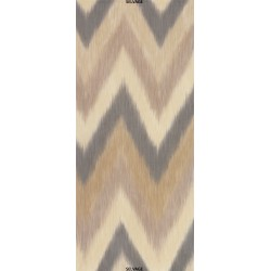 OMBRE FABRIC - NATURAL IKAT