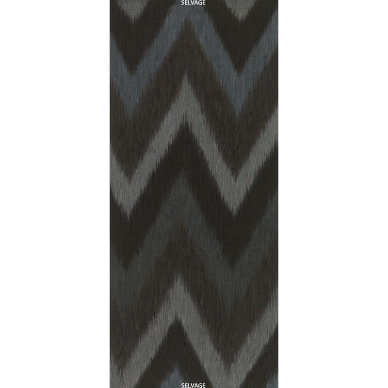 OMBRE LÁTKA - SMOKE  IKAT Timeless Treasures - 1