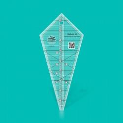 Starburst 30 Degree Ruler Треугольник
