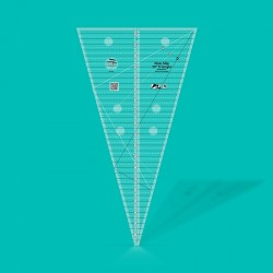 30 Degree Triangle Ruler CREATIVE GRIDS - 1