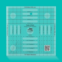 Creative Grids Turbo 4-Patch Template