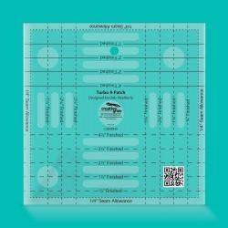 Creative Grids Turbo 4-Patch-Vorlage