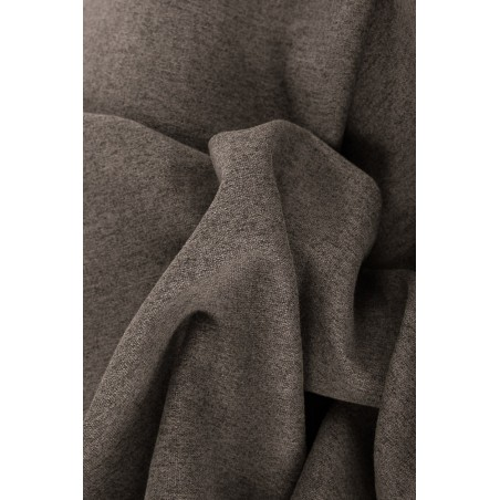 THE PURSE - WOOL LOOK - ANTHRACITE