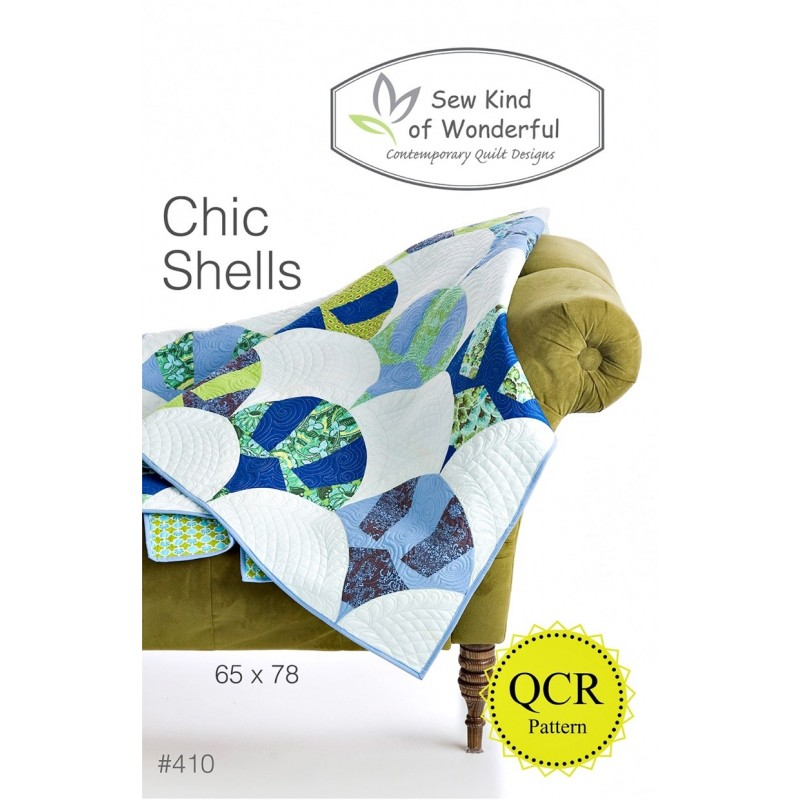 CHICK SHELLS Sew Kind of Wonderful - 1