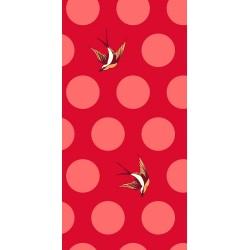 LIPSTICK FREE FALL - width 275 cm