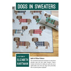 DOGS IN SWEATERS ELIZABETH HARTMAN - 1