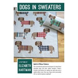 DOGS IN SWEATERS ELIZABETH HARTMAN - 1