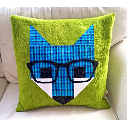 PILLOW FOXÍK - GREEN TEA