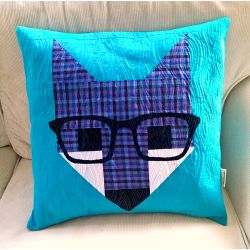 PILLOW FOXÍK - LAGOON