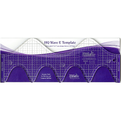 Wave Ruler E 6 inches & 3in