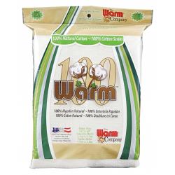 WARM 100 - VATELÍN 100% BAVLNA -  BABY