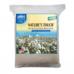 NATURES TOUCH - PLANEN-BAUMWOLLE/POLYESTER - QUEEN