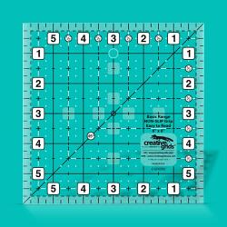 BASIC RANGE 6x6 INC SQUARE CREATIVE GRIDS - 1