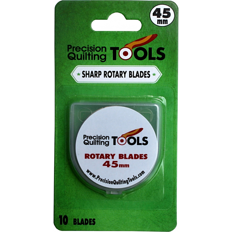 Replacement blade 45 mm - 10 pcs