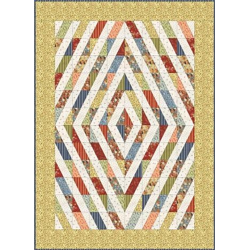 ZIG-ZAG RULER  COTTON COTTAGE PRESS - 5