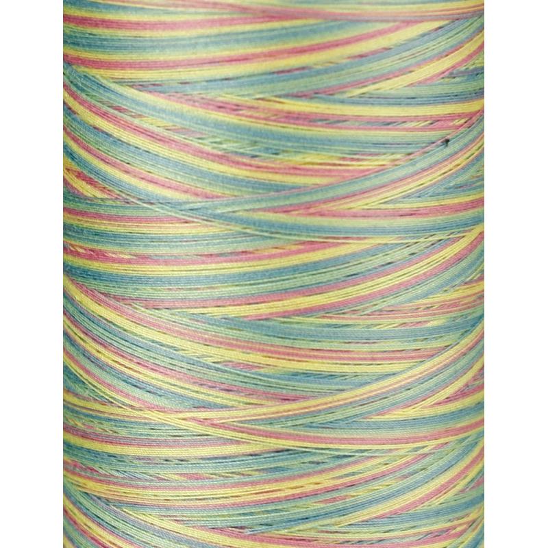 1901 IRIS ULTRA COTTON QUILTING THREAD - PASTELS IRIS THREADS - 1