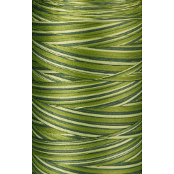 1903 IRIS ULTRA COTTON QUILTING THREAD-GREEN COMBO