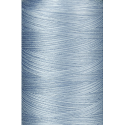 1904 IRIS ULTRA COTTON QUILTING THREAD-BLUE COMBO