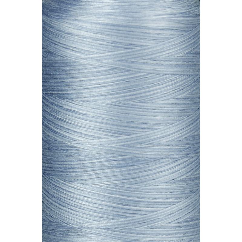 1904 IRIS ULTRA COTTON QUILTING THREAD-BLUE COMBO